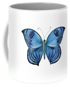75 Capanea Butterfly Coffee Mug by Amy Kirkpatrick