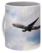 777 American Airlines Coffee Mug