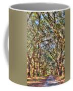 Plantation Allee Of Oaks Coffee Mug