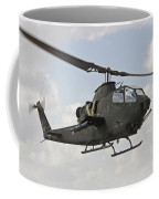 An Ah-1s Tzefa Attack Helicopter Coffee Mug