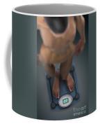 Anorexia Coffee Mug