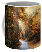 Late Autumn Trail Coffee Mug