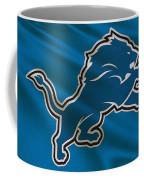 Detroit Lions Uniform Coffee Mug