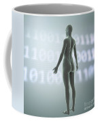 Digital Being Coffee Mug