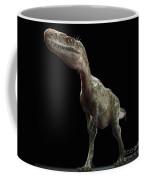 Dinosaur Monolophosaurus Coffee Mug