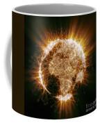 Earths Energy Coffee Mug