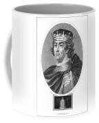 Edward I (1239-1307) Coffee Mug