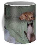 Foxy And Ninja Coffee Mug