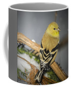Golden Finch Coffee Mug