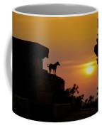 Hampi Sunset Coffee Mug