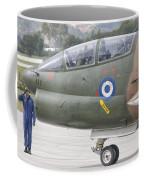 Hellenic Air Force Ta-7 Corsair II Coffee Mug