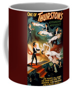Howard Thurston, American Magician Coffee Mug by Photo Researchers