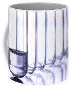 Laboratory Test Tubes In Science Research Lab Coffee Mug