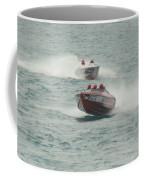 Port Huron Sarnia International Offshore Powerboat Race Coffee Mug