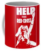Red Cross Poster, 1917 Coffee Mug