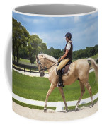 Rocking Horse Stables Coffee Mug