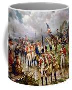 Saratoga: Surrender, 1777 Coffee Mug