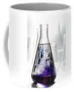 Scientific Experiment In Science Research Lab  Coffee Mug