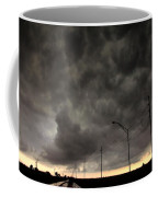 Severe Warned Nebraska Storm Cells Coffee Mug