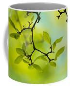 Spring Green Coffee Mug