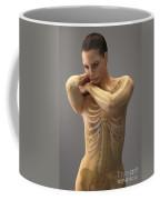 The Skeletal System Female Coffee Mug
