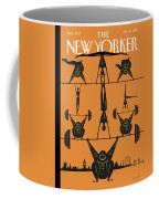 New Yorker August 6th, 2012 Coffee Mug