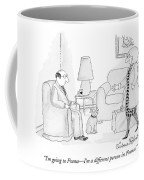 I'm Going To France - I'm A Different Person Coffee Mug