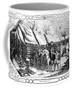 Valley Forge, Winter 1777 Coffee Mug
