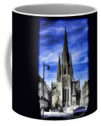 View Of Episcopal Cathedral In Edinburgh Coffee Mug