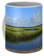 Wrightsville Beach Marsh Coffee Mug