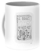 New Yorker March 26th, 2007 Coffee Mug