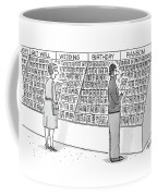 New Yorker May 15th, 2000 Coffee Mug