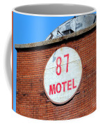 87 Motel Coffee Mug
