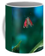 89 Butterfly In Flight Coffee Mug