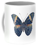 89 Red Cracker Butterfly Coffee Mug