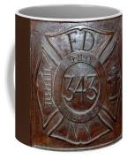 9 11 01 F D N Y 343 Coffee Mug