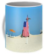9-11 Beach Memorial Coffee Mug