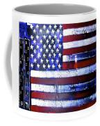 9-11 Flag Coffee Mug