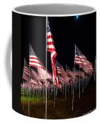 9-11 Flags Coffee Mug