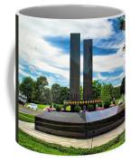 9/11 Memorial Freehold Nj Coffee Mug