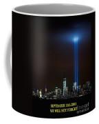 9/11 Tribute Coffee Mug by Nick Zelinsky