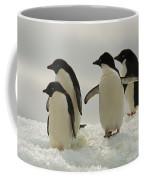 Adelie Penguins Coffee Mug