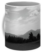 Blue Ridge Mountains - Virginia Bw 7 Coffee Mug