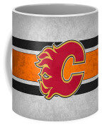 Calgary Flames Coffee Mug