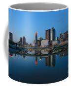 Fx2l-508 Columbus Ohio Skyline Photo Coffee Mug