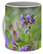 Common Lungwort Coffee Mug