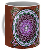 Cosmic Flower Mandala 6 Coffee Mug