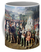 Elizabeth I  (1533-1603) Coffee Mug