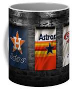 Houston Astros Coffee Mug