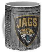 Jacksonville Jaguars Coffee Mug by Joe Hamilton